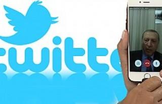 Twitter darbesine karşı FaceTime hamlesi