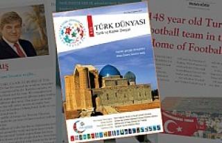 KÖK, Tarih ve Kültür Dergisi yayına başladı