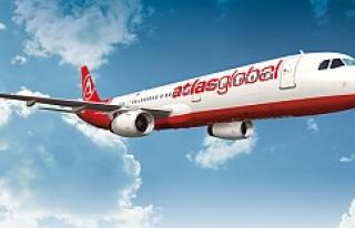 Atlasglobal Londra Stansted uçuşları başlıyor