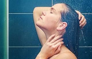 Banyoda 15 dakikadan fazla kalmayın!