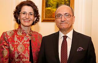 Büyükelçi Abdurrahman Bilgiç Cumhuriyet Resepsiyonu...
