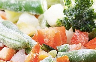 Dondurulmuş gıdalara dikkat!