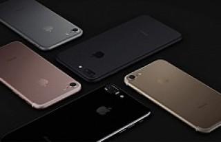 iPhone 7 satışları yüzleri güldürüyor