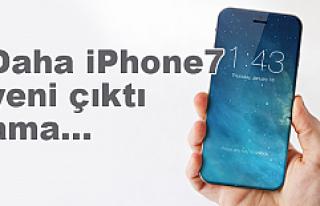 iPhone 8'in arka yüzü nasıl olacak?