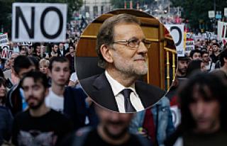 İspanya'da azınlık hükümeti 'protestolarla'...