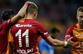 Kupada Dersim'i 5-1 yenen Galatasaray adını...