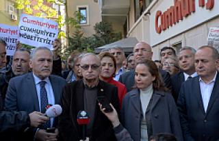 Orhan Erinç'den Cumhuriyet gazetesi açıklaması