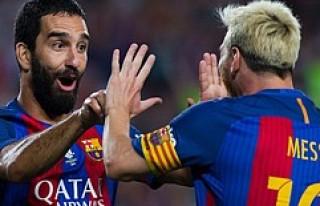 Arda'lı, Barça, Sevilla deplasmanında