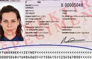 Çipli Pasaportlar çıktı! Peki Çipli Pasaport...