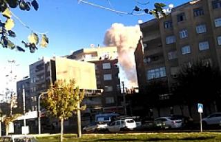Diyarbakır'da terör saldırısı, şehitler...