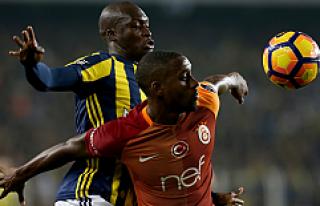 Fenerbahçe Kadıköy'de Galatasaray'a karşı...
