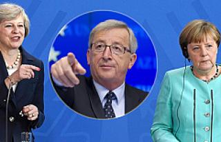 İngiltere Başbakanı'ndan Avrupa'ya 'Brexit'...