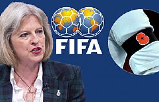 İngiltere ile FIFA arasında 'gelincik çiçeği'...