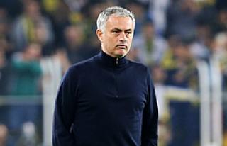 Jose Mourinho: Fenerbahçe kazanmayı hak etti