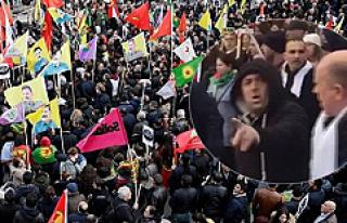 PKK sempatizanları Londra'da 2 Türk vatandaşını...