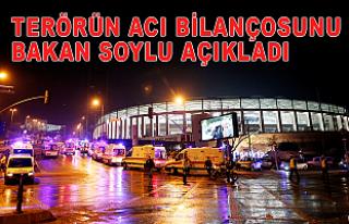 İstanbul terör saldırılarının bilançosu: 38...
