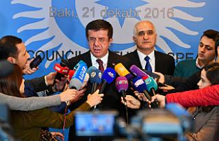 Türk Keneşi Ekonomi Bakanları Bakü'de toplandı