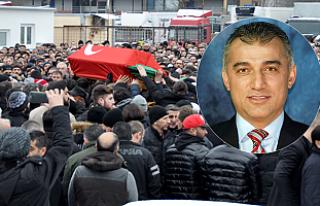 Öldürülen Türk iş adamının naaşı memleketine...