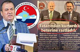 Başbakan Yıldırım'ın sözleri Kırım Tatarları'nı...