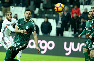 Beşiktaş, Atiker Konyaspor'un golünü de attı:...
