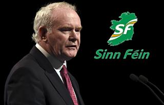 IRA lideri McGuinness pes etti