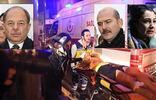 İstanbul'daki terör saldırısında ölü sayısı...