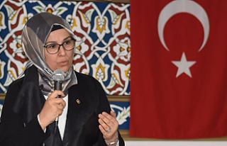 'Kadının Siyasette ve Sivil Toplumdaki Yeri'...