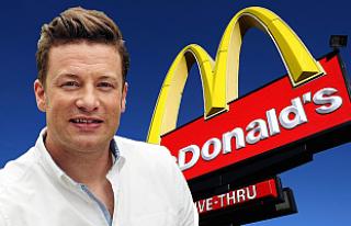 McDonald's'ın ürünlerinde et yokmuş!