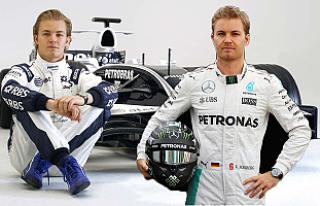 Rosberg 50 milyon euroya dönüp bakmadı!