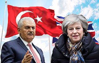 Theresa May'den Türkiye'ye 'fırsat'...
