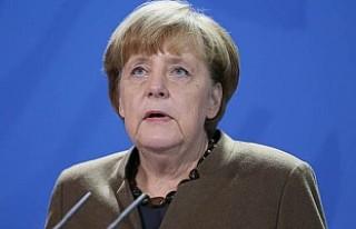 Türklerin partisi Merkel'i korkuttu