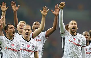 Beşiktaş zirvedeki rahat konumunu sürdürdü