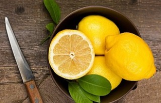 Bir limon alın ve bileğinize damlatın…