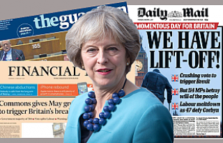 Brexit oylamasını İngiliz medyası böyle yorumladı