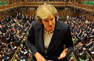 Brexit tasarısına Avam Kamarası'ndan onay