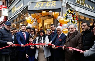 'Efes Express' konseptinin Londra'da ilk...