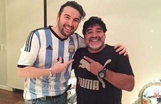 Ergün Demir, Arjantin'in yıldızı oldu
