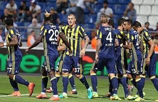 Fenerbahçe'ye gündüz maçı yaramadı
