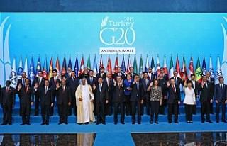 G20 ülkelerinin dışişleri bakanları Almanya'da...