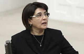 HDP Milletvekili Leyla Zana gözaltına alındı