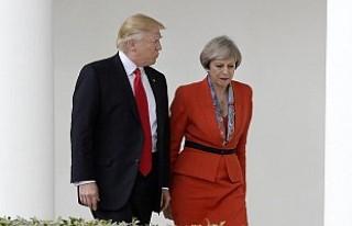 İngiltere başbakanlığına Trump şakası