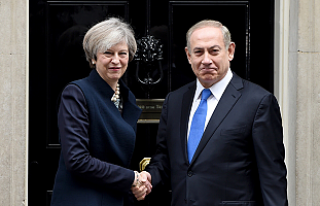 İsrail Başbakanı Netanyahu Londra'da