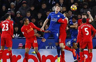 Leicester City galibiyeti hatırladı