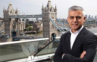 Londra'da temiz hava için sürücülere para...