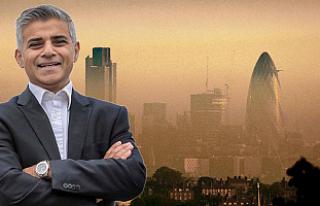 Londra'da araçlar için hava kirliliği vergisi...