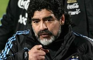 Maradona ile FIFA işbirliği yapacak
