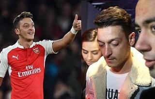 Mesut Özil İstanbul'da görüntülendi