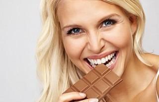 Mutluluk veren çikolataların aşırı tüketimi...