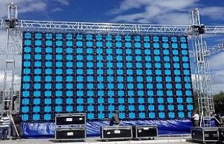 'Taglig''id yerli LED ekranları dünya pazarında