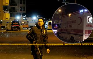 Viranşehir'de bomba yüklü araçla terör saldırısı